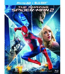 Amazing Spider-Man 2 (Amazing Spider-Man 2) - Blu-ray 3D + 2D