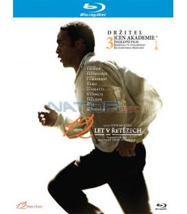 12 let v řetězech (12 Years a Slave) - Blu-ray