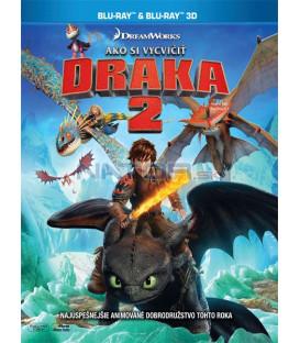 Ako vycvičiť draka 2 (How to Train Your Dragon 2) - Blu-ray 3D + 2D