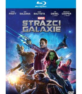 Strážci Galaxie 2014 (Guardians of the Galaxy) - Blu-ray