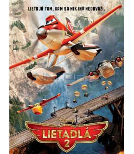 Lietadlá 2 HASIČI a ZÁCHRANÁRI DVD (Planes 2 Fire and Rescue) DVD