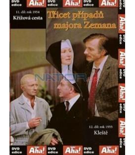 Třicet případů majora Zemana 11, 12 DVD