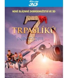 7 trpaslíků 2014 (The 7th Dwarf) Blu-ray 3D+2D