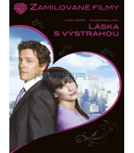 Láska s výstrahou (Two Weeks Notice) DVD - Edice zamilované filmy