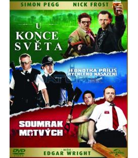 Kolekce tří příchutí Cornetta DVD