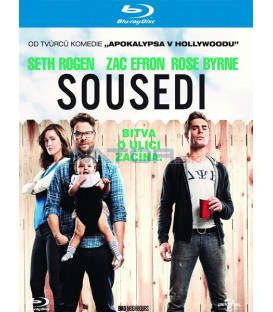 Susedia na odstrel (Neighbors) - Blu-ray