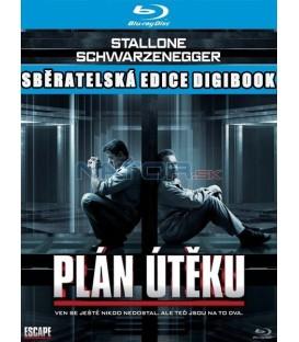 Plán útěku (Escape Plan) /The Tomb/ 2013 - SYLVESTER STALLONE, ARNOLD SCHWARZENEGGER - Blu-Ray (digibook)