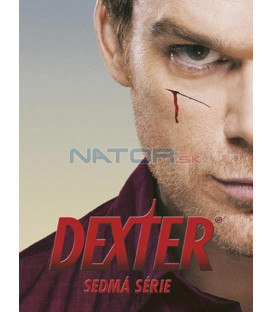 DEXTER 7. série 3DVD (DEXTER Season 7)