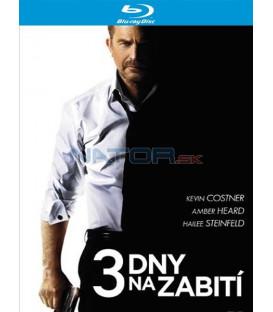 3 dny na zabití (Three Days to Kill) - Blu-ray