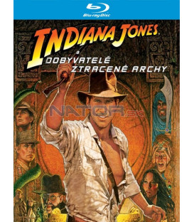 Indiana Jones a dobyvatelé ztracené archy (Indiana Jones And The Raiders Of The Lost Ark) Blu-ray