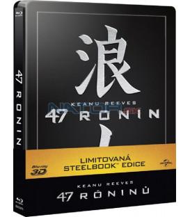 47 Róninů (47 Ronin) - 3D+2D Blu-Ray STEELBOOK