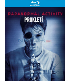 PARANORMAL ACTIVITY 5: Prokletí ( Paranormal Activity: The Marked Ones) - Blu-ray