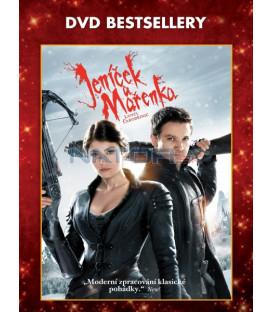 Jeníček a Mařenka: Lovci čarodějnic DVD (Hansel and Gretel: Witch Hunters) - Edice DVD bestsellery