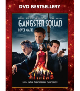 Gangster Squad - Lovci mafie (Gangster Squad) - DVD bestsellery