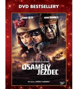 Osamělý jezdec (The Lone Ranger) - DVD bestsellery