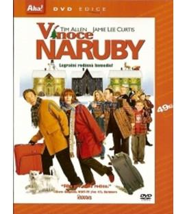 Vánoce Naruby (Christmas with the Kranks) DVD