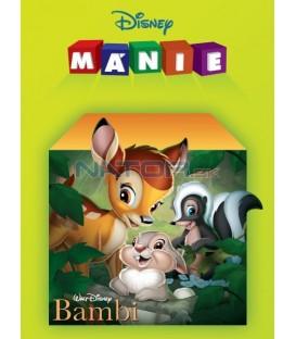 Bambi DE - Disney mánie DVD