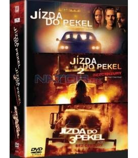 JÍZDA DO PEKEL 1-3 KOLEKCE - 3 DVD