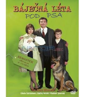 Báječná léta pod psa (remasterovaná verze) DVD