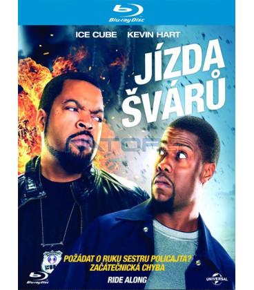 Jízda šváru (Ride Along) Blu-ray
