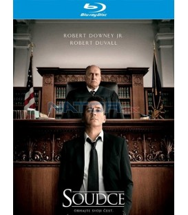 Soudce (The Judge) Blu-ray
