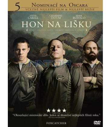 HON NA LIŠKU (FOXCATCHER) DVD