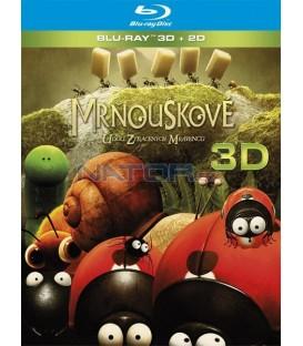 Mrňouskové: Údolí ztracených mravenců (Minuscule - La vallée des fourmis perdues) Blu-ray  (3D+2D)