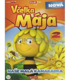 Nová včelka Mája 2 DVD