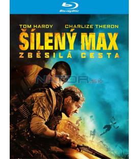 ŠÍLENÝ MAX 4: Zběsilá cesta (MAD MAX: Fury Road) Blu-ray