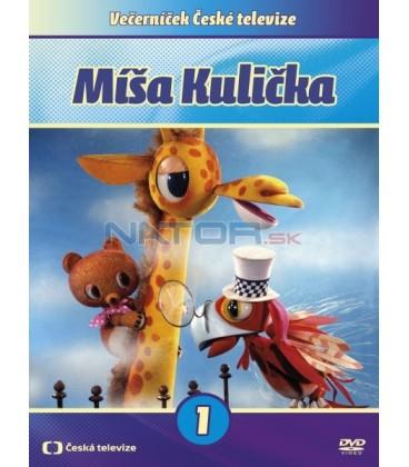 MÍŠA KULIČKA 1 - DVD