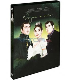 Vojna a mír  (War and Peace) DVD