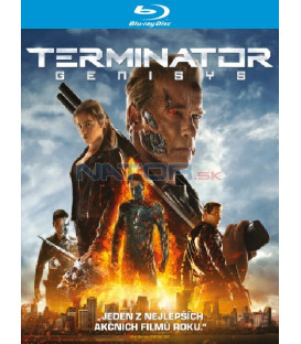 TERMINATOR 5: GENISYS - Blu-ray
