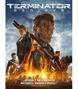 TERMINATOR 5: GENISYS DVD