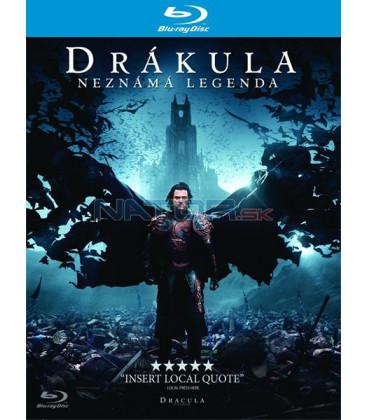 DRÁKULA: NEZNÁMÁ LEGENDA ( Dracula Untold) Blu-ray