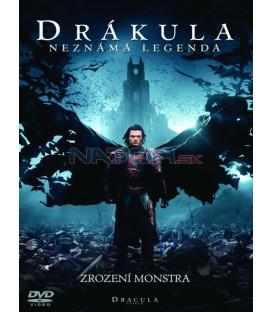 DRÁKULA: NEZNÁMÁ LEGENDA ( Dracula Untold) DVD