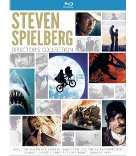Steven Spielberg Režisérská kolekce  8 X Blu-ray