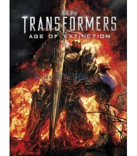 Transformers 4 : Zánik (Transformers: Age of Extinction) 3Blu-ray 3D+2D+bonus BD - steelbook