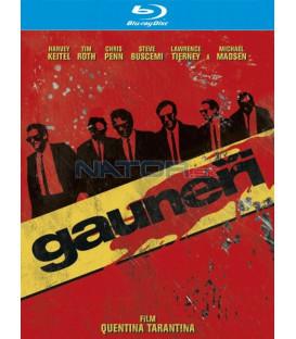 Gauneři (Reservoir Dogs) Blu-ray
