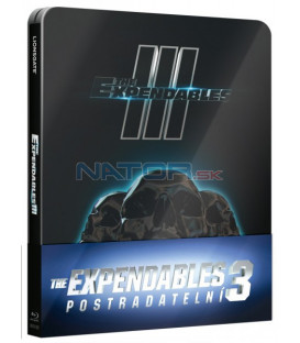 EXPENDABLES 3 : POSTRADATELNÍ 3 - Blu-ray Steelbook