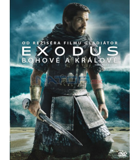 EXODUS: Bohové a králové (Exodus: Gods and Kings) DVD
