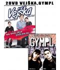 VEJŠKA + GYMPL - KOLEKCE - 2 DVD