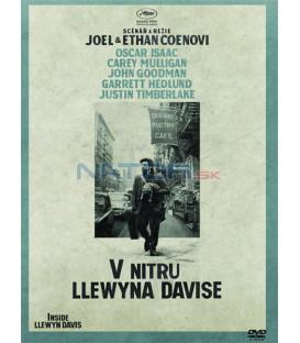 V nitru Llewyna Davise (Inside Llewyn Davis) DVD