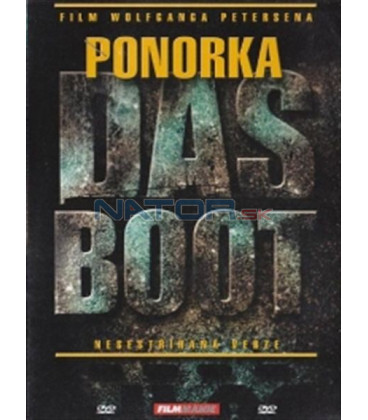 Ponorka (Das Boot) DVD