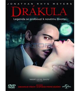 DRÁKULA - 1. SÉRIE - DVD