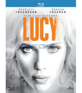 LUCY Blu-ray STEELBOOK