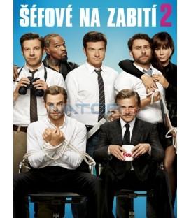 Šéfové na zabití 2 (Horrible Bosses 2) DVD
