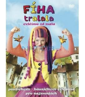 FÍHA tralala 3 - Cvičíme od mala DVD