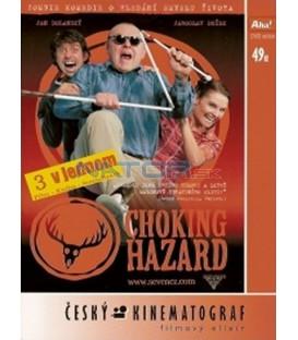 Choking Hazard DVD