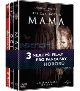 Kolekce Horory (Mama, Očista, Lsení duch) DVD