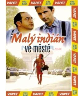 Malý indián ve městě (Un Indien dans la ville) DVD
